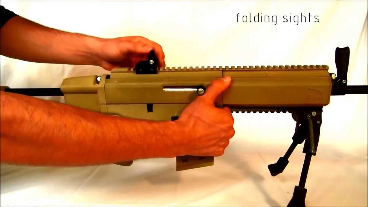 3d Printable Airsoft Gun Youtube