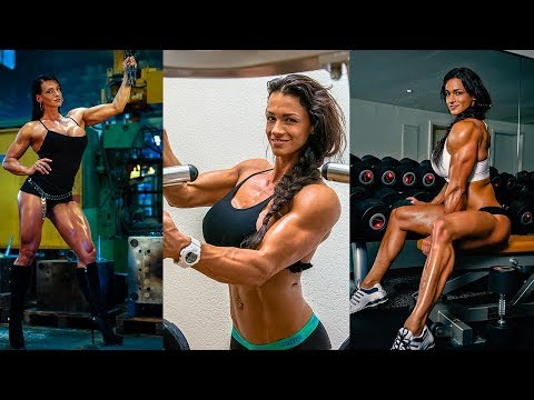 Biceps & Triceps Workout | How to get bigger arms with Cindy Landolt Personal Trainer