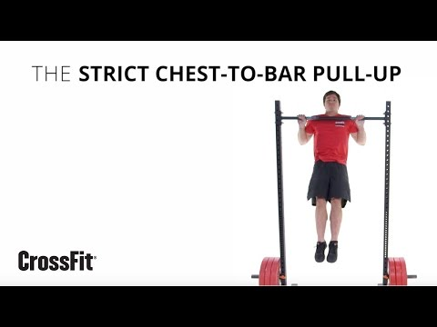 Chest to Bar Pull-Ups Progression for Beginners - BarBend