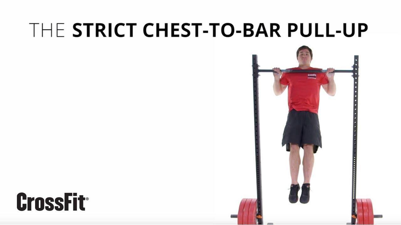 Chest-to-Bar Pullups | SportsRec