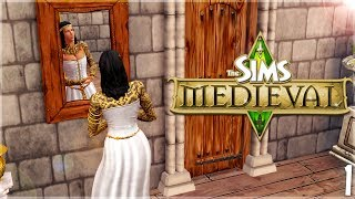 The Sims Medieval || Mini LP || #1 || QUEEN HOPE 👑