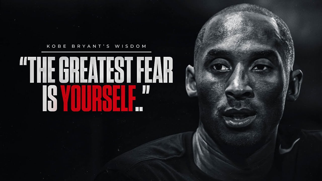 Download Kobe Bryant - FEAR of FAILURE - Motivational Video