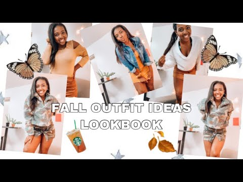 [VIDEO] - FALL OUTFIT IDEAS : FALL LOOKBOOK 2019 + TRY ON HAUL 9