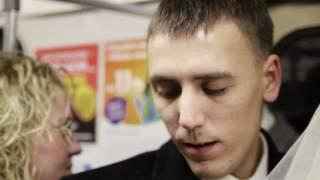 Свадьба Виталия и Марины. Live from Moskow Metro (xcreative.pro)(Кто-то отмечает свадьбу на Канарских островах, кто-то во Франции, кто-то просто расписывается без торжества...., 2012-01-09T03:22:23.000Z)