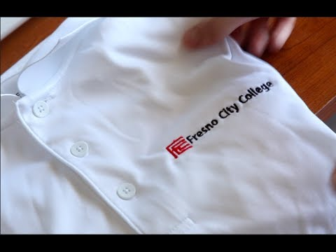 Brother Se 425 Logo Embroidering On Polo Youtube