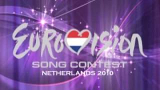 """Eurovision 2010 """" Netherlands"""" - Pierre Kartner - """" Ik ben verliefd, Shalalie """" (Download Mp3)"""