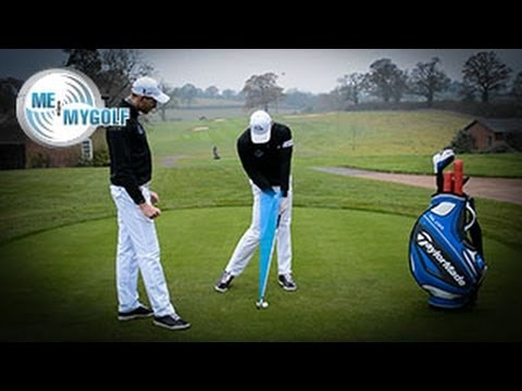 GOLF SWING WEIGHT SHIFT AND IMPACT
