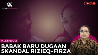 BABAK BARU DUGAAN SKANDAL RIZIEQ-FIRZA | Logika Ade Armando