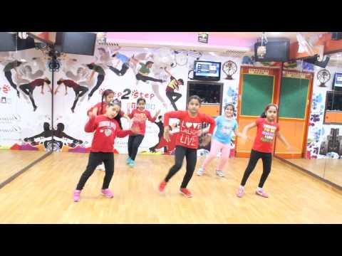 Shake That Booty  Mika Singh  Sunny Leone Dance Steps By Step2Step Dance Studio