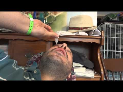 Retinal Repair Surgery How To Sit In The Face Down Po