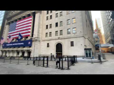 5/26/2020 Wall Street, From YouTubeVideos