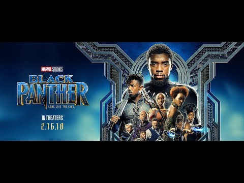 It's Black Panther Day on 947 (and around South Africa)