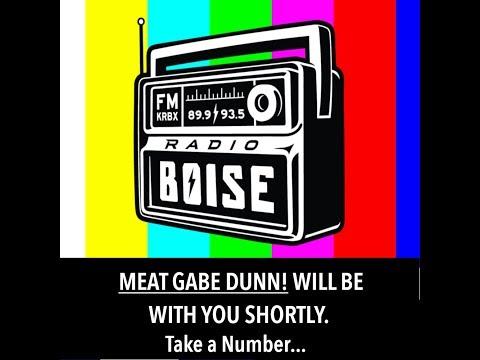 The Radio Boise Blues DJ Band on Shades of Blues April 22, 2019