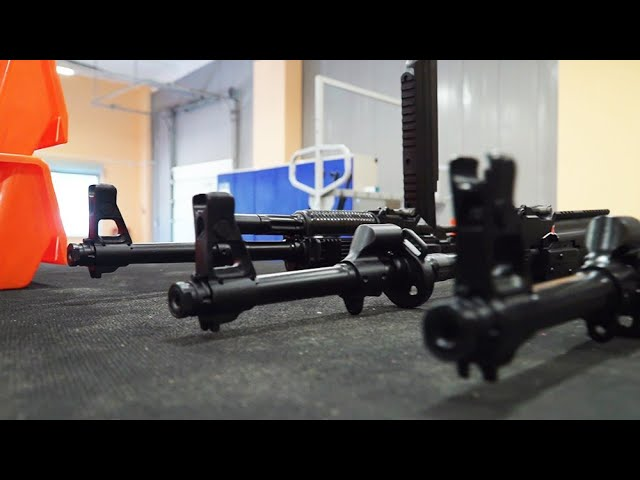 Как делают автоматы Калашникова в Беларуси? Все этапы производства оружия