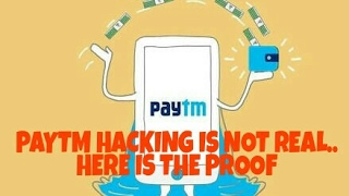 Can Paytm be hacked||Find out by watching this video | Tech world