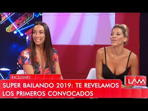 Los ángeles de la mañana - Programa 20/02/19 - Invitadas: Mora Godoy y Macarena Rinaldi