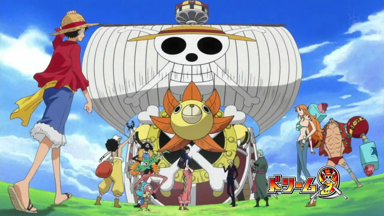 One Piece We Are For The New World Youtube