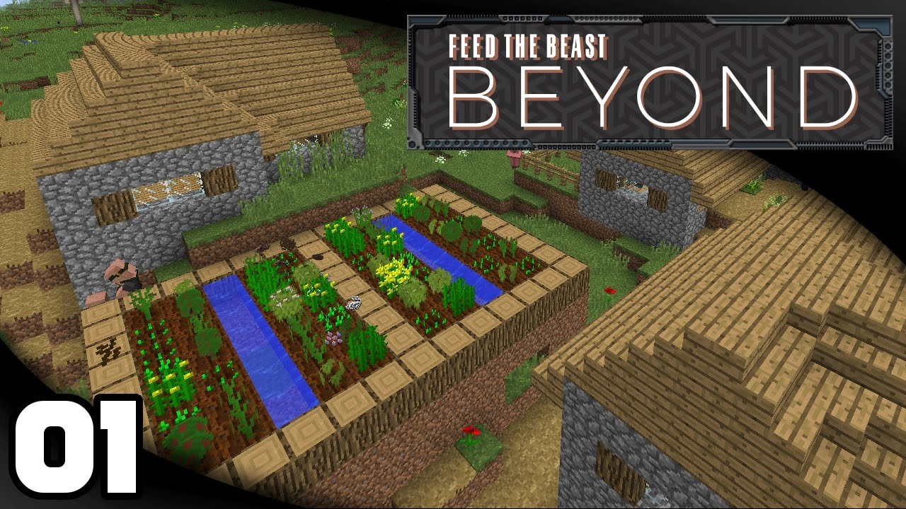 FTB Beyond Ep In Search Of A Home Minecraft Modded Survival - Minecraft ftb hauser