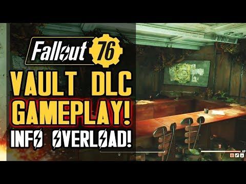 Fallout 76 - HUGE Vault 94 DLC Details! New Gameplay! Community Council! New Mutations & Enemies? thumbnail