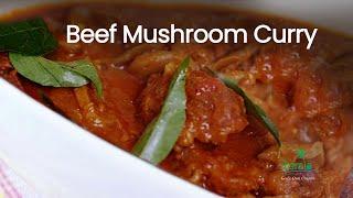 Malabar Beef Mushroom Curry