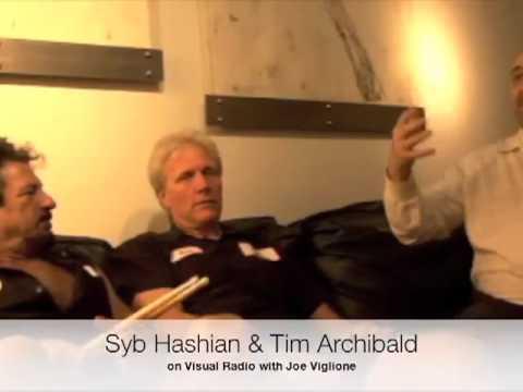 Tim Archibald & Sybby Hashian of Ernie & The Automatics on Visual Radio with Joe Viglione