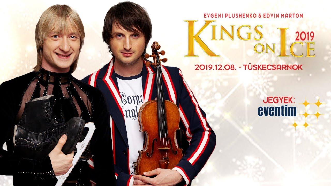 Kings On Ice Trailer Budapest 2019