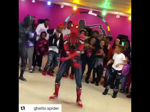 Ghetto.spider and Ghetto.panther Double seaweed deluxe official dance video