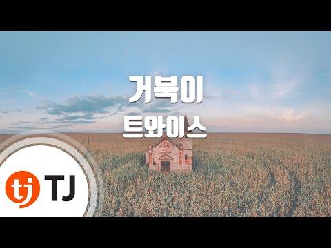 [TJ노래방] 거북이 - 트와이스(TWICE) / TJ Karaoke