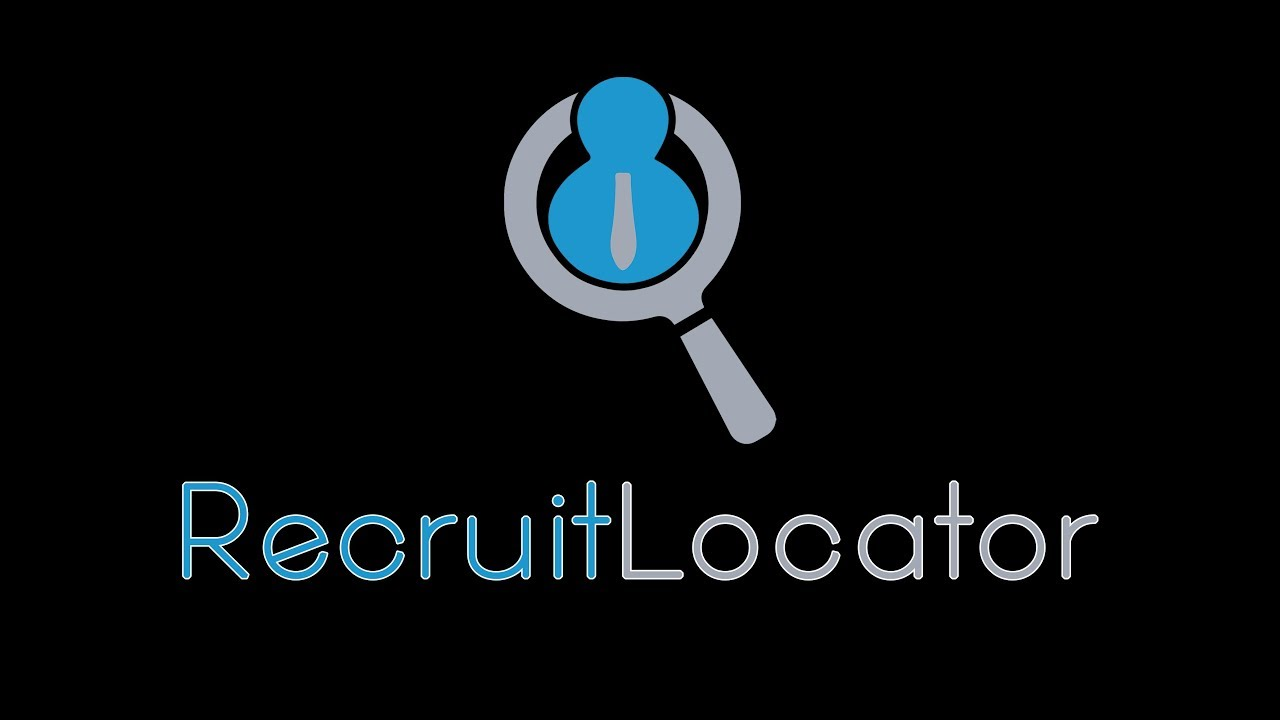 RecruitLocator Rebrand and Re-Release - March 12th