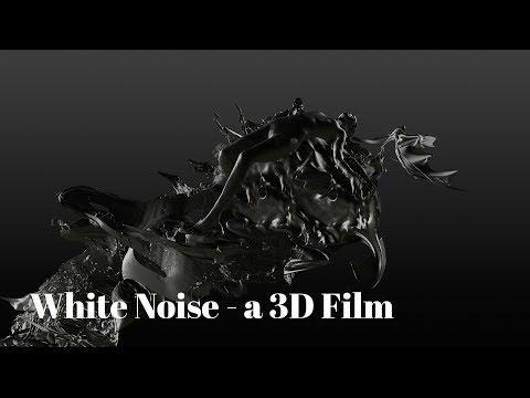 Creative Photography - White Noise White Shores