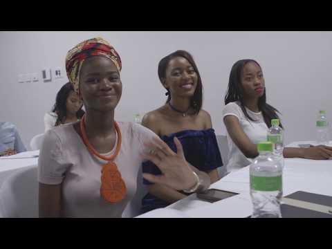 Miss Botswana 2017   I   1st Bootcamp