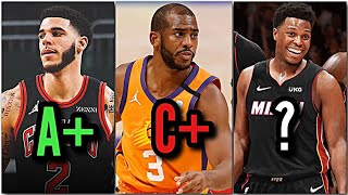 Grading Every Major NBA Free Agency Move So Far..