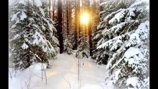 зимние пейзажи с домом картины маслом