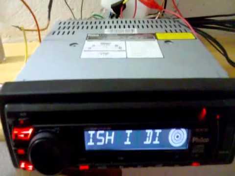 philco pca150- Leitor de CD, MP3, Pendrive, Entrada P2p