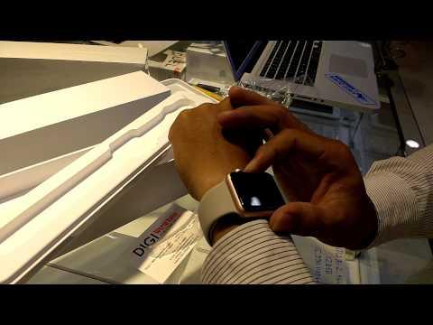 Mua bán đồng hồ Apple Watch Sport Rose Gold Lavender 38mm, siêu thị bán Apple Watch Sport