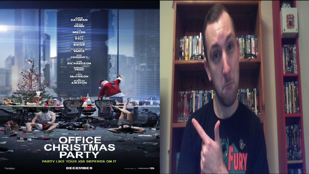Office Christmas Party Movie Review - YouTube