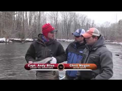 Steelhead Fishing In The Salmon River, NY. (Full Episode)