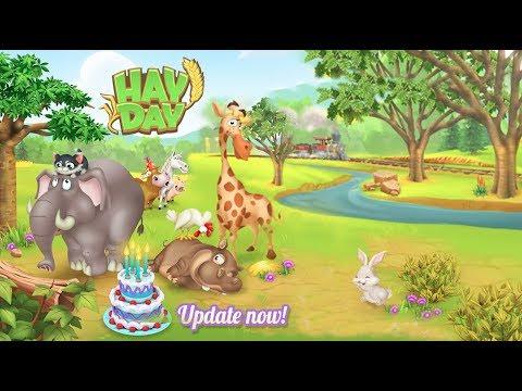 Hay Day Update June 2017