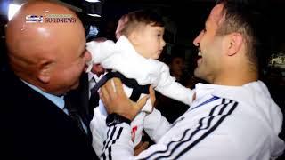 Страна встречает сына героя:  Как встречали Комроншоха в Душанбе