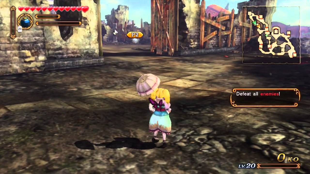 42 Agathas Butterfly Beatdown Hyrule Warriors Co Op Youtube