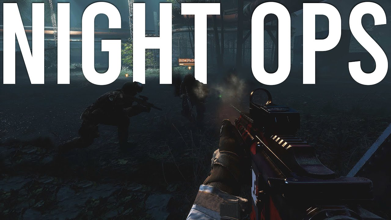 Download Battlefield 4 on the RAREST Map... Night Ops.
