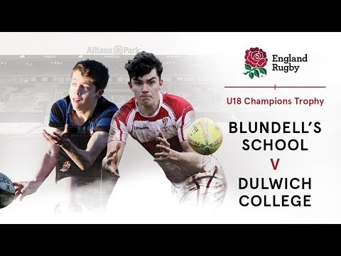 LIVE: Blundell's School v Dulwich College