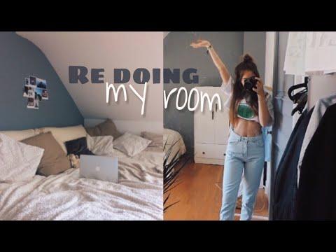 RE DOING MY ROOM 2018