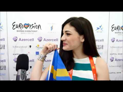 Eurovision 2012 - Cyprus: Interview with Ivi Adamou