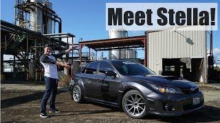 Everyone, Meet Stella!  - 2011 Subaru WRX Intro
