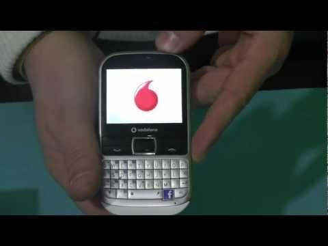 Vodafone Chat 655W