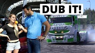 Dlaczego dziewczyny driftują? Sprawdzam na DUB IT! tuning festival