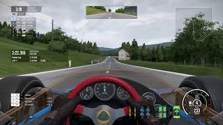 Project Cars 2 Lotus 49 Spa Historic race - vintage tyres
