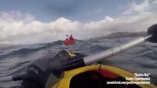 Kentra Bay kayaking/canoeing