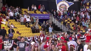 WATCH LIVE: President Trump holds rally in Duluth, MN